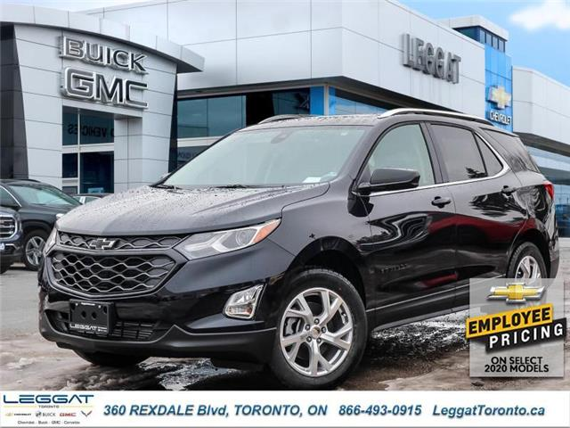 2020 Chevrolet Equinox LT (Stk: 229379) in Etobicoke - Image 1 of 28