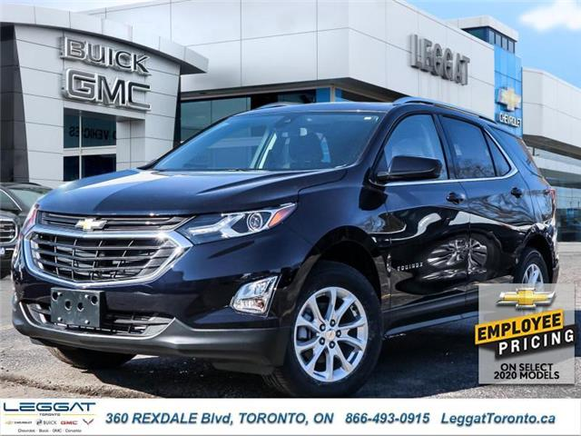 2020 Chevrolet Equinox LT (Stk: 226633) in Etobicoke - Image 1 of 28