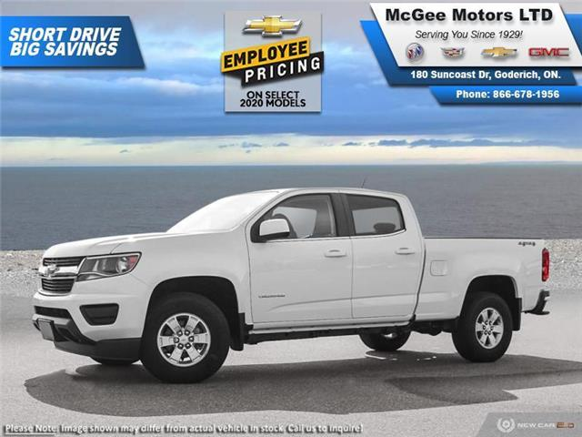 2020 Chevrolet Colorado WT (Stk: 191673) in Goderich - Image 1 of 22