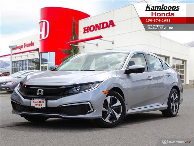 2019 Honda Civic LX (Stk: 14915A) in Kamloops - Image 1 of 24