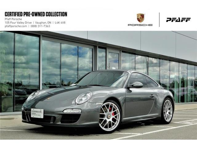 2012 Porsche 911 Carrera 4 GTS Coupe PDK (Stk: U8704) in Vaughan - Image 1 of 16