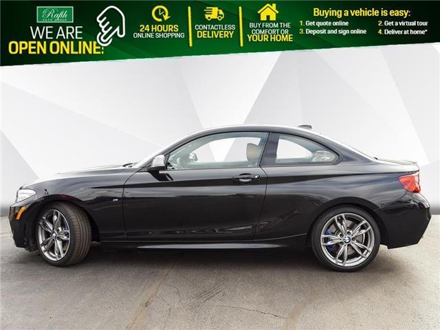 2019 BMW M240i xDrive (Stk: B7786) in Windsor - Image 1 of 21