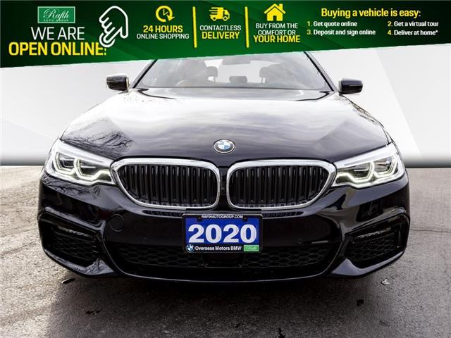 2020 BMW 540i xDrive (Stk: B8145) in Windsor - Image 1 of 23