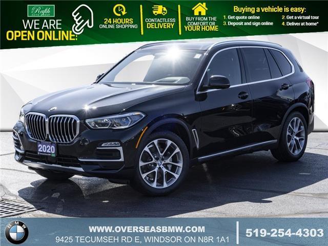 2020 BMW X5 xDrive40i (Stk: B8226) in Windsor - Image 1 of 19