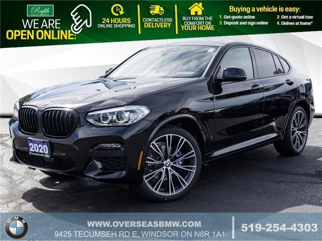 2020 BMW X4 xDrive30i (Stk: B8268) in Windsor - Image 1 of 23