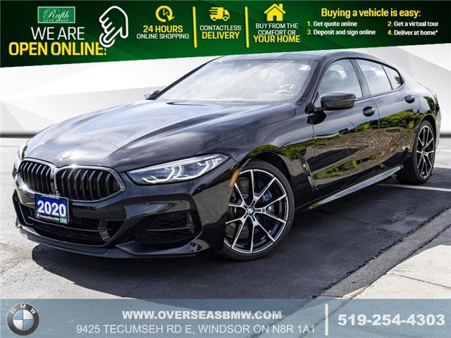 2020 BMW M850i xDrive Gran Coupe (Stk: B8271) in Windsor - Image 1 of 22