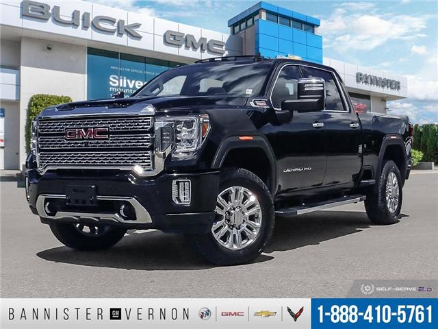 2020 GMC Sierra 3500HD Denali (Stk: P20398) in Vernon - Image 1 of 26