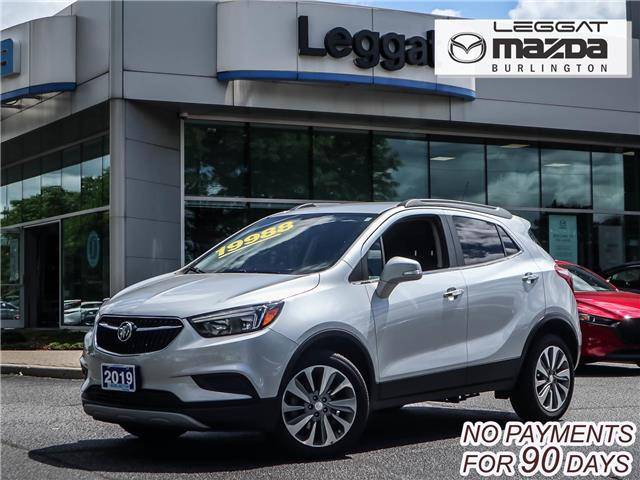 2019 Buick Encore Preferred (Stk: 2125) in Burlington - Image 1 of 27