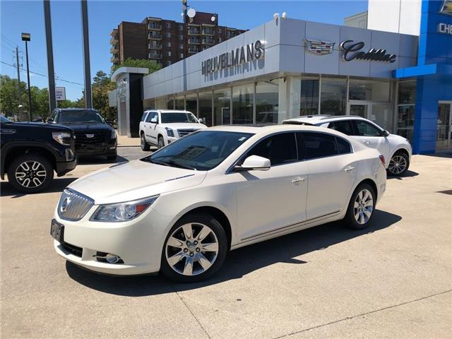 2012 Buick LaCrosse  (Stk: TL245A) in Chatham - Image 1 of 21