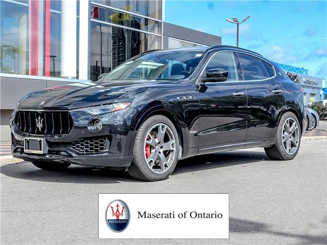 2018 Maserati Levante S GranSport (Stk: 1915MADEMO) in Vaughan - Image 1 of 29