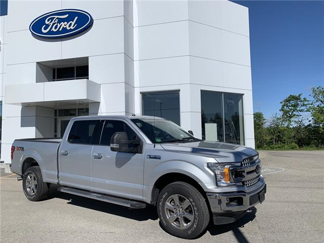 2018 Ford F-150  (Stk: W1109) in Smiths Falls - Image 1 of 1