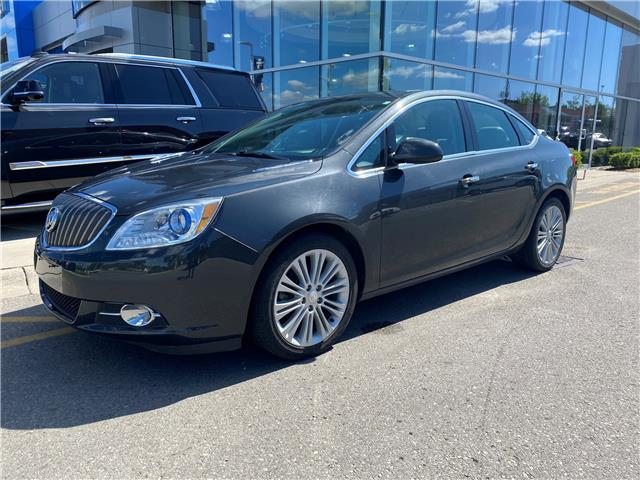 Used 2014 Buick Verano Base SUNROOF|SOLD AS IS / AS TRADED - London - Finch Chevrolet