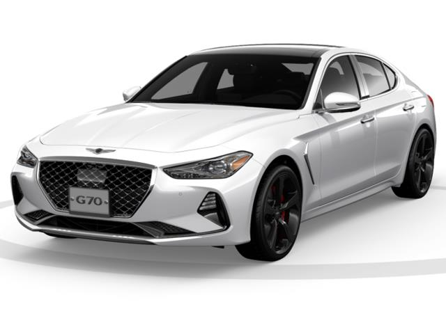 New 2021 Genesis G70 2.0T Elite 2.0T|ELITE|AWD - London - Finch Hyundai