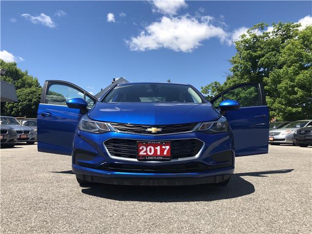 2017 Chevrolet Cruze LT Auto (Stk: 20-023) in Ajax - Image 1 of 13