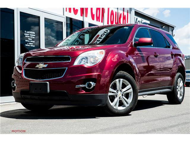 2010 Chevrolet Equinox LT (Stk: T20280) in Chatham - Image 1 of 21