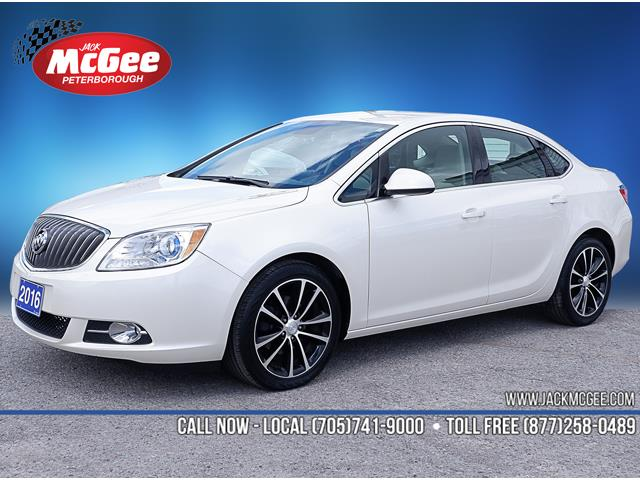 2016 Buick Verano Base (Stk: P16509) in Peterborough - Image 1 of 18