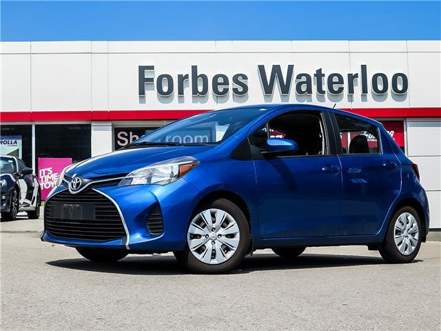 Used 2015 Toyota Yaris LE  - Waterloo - Forbes Waterloo Toyota