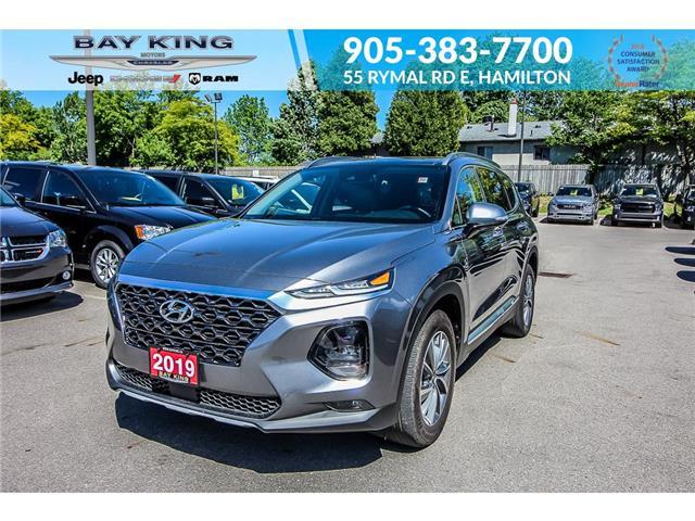 2019 Hyundai Santa Fe  (Stk: 197471A) in Hamilton - Image 1 of 25