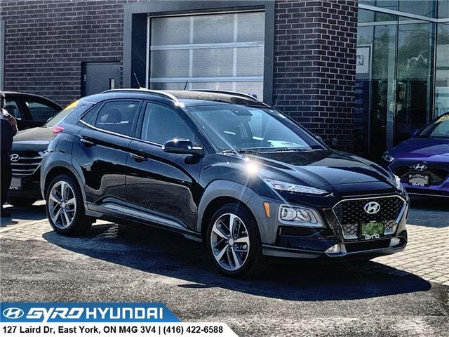2019 Hyundai Kona 1.6T Trend (Stk: H5338A) in Toronto - Image 1 of 28