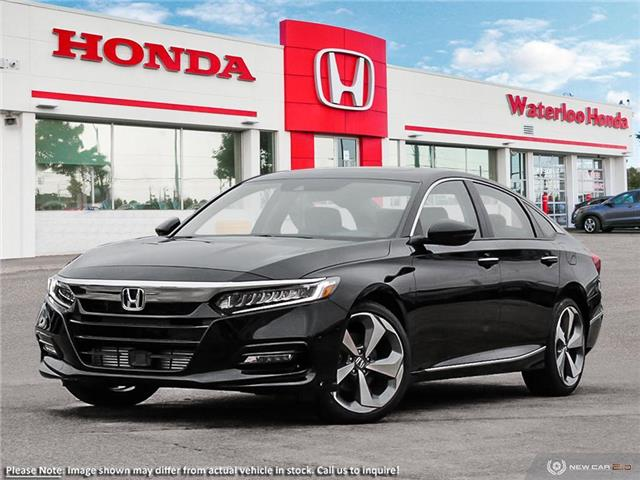 2020 Honda Accord Touring 1.5T (Stk: H7091) in Waterloo - Image 1 of 23