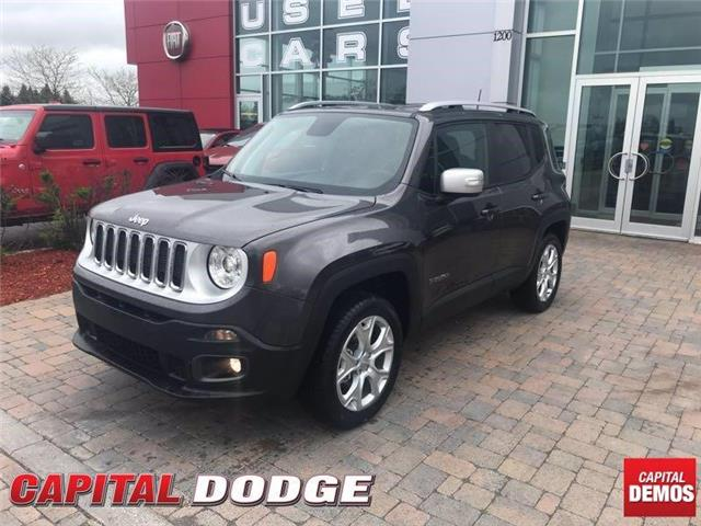 2018 Jeep Renegade Limited (Stk: J00798) in Kanata - Image 1 of 23