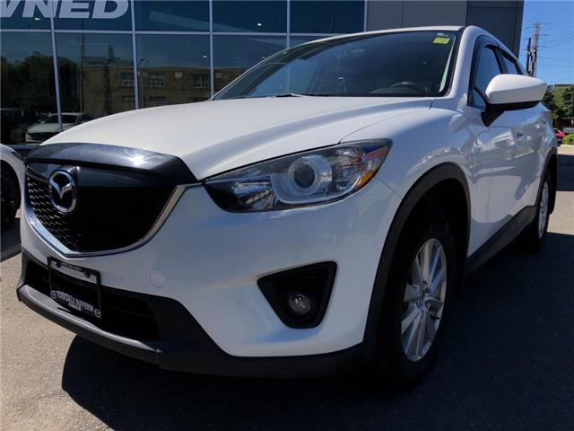 2013 Mazda CX-5 GS (Stk: 20296A) in Toronto - Image 1 of 26
