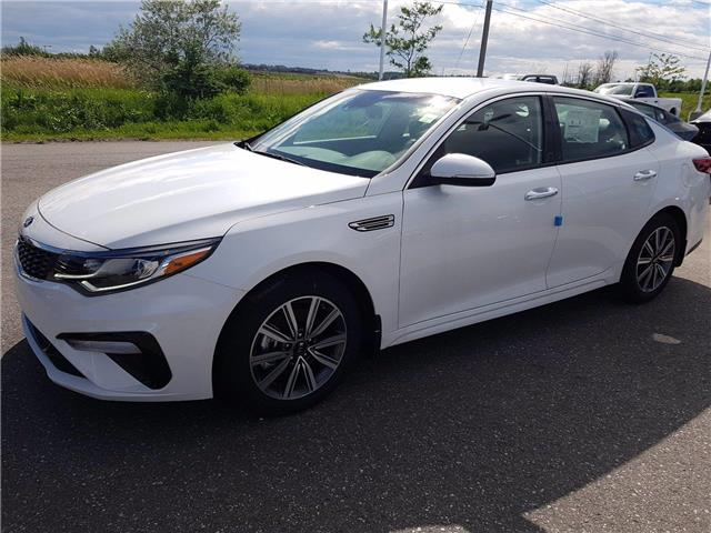 2020 Kia Optima EX (Stk: KT261) in Kanata - Image 1 of 9