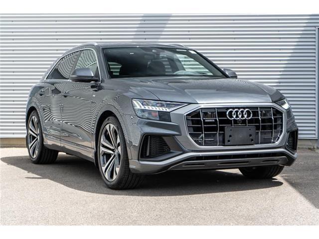 2020 Audi Q8 55 Technik (Stk: N5581) in Calgary - Image 1 of 17