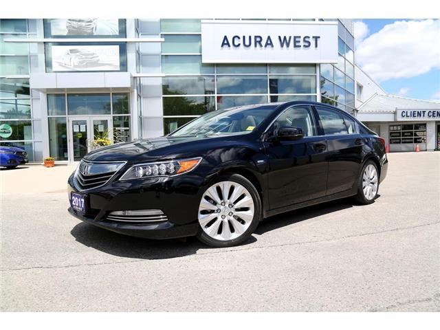 2017 Acura RLX SH-AWD (Stk: 7246A) in London - Image 1 of 29