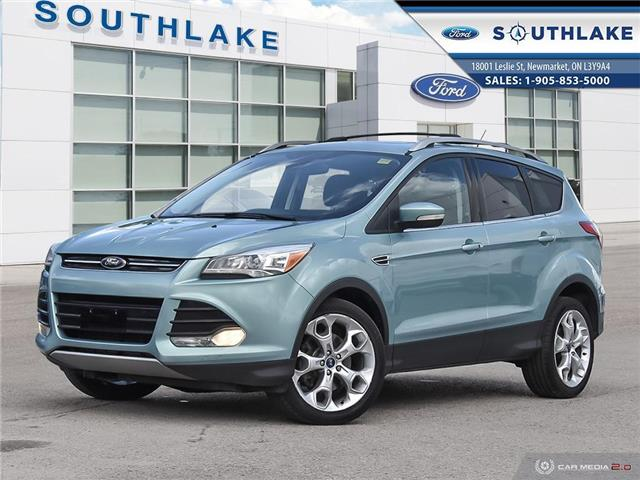 2013 Ford Escape Titanium (Stk: 28790B) in Newmarket - Image 1 of 27
