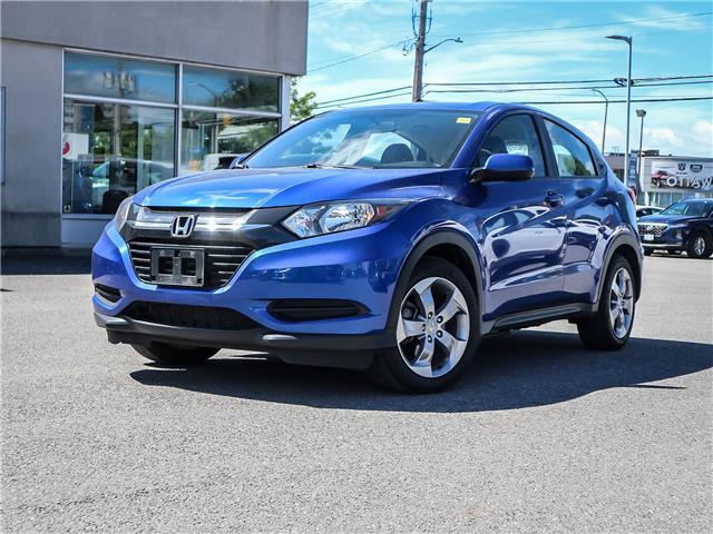 2018 Honda HR-V LX (Stk: 89776A) in Ottawa - Image 1 of 25