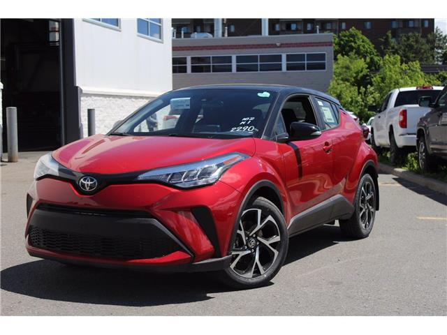 2020 Toyota C-HR XLE Premium (Stk: 28417) in Ottawa - Image 1 of 17