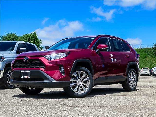 2020 Toyota RAV4 XLE (Stk: 05191) in Waterloo - Image 1 of 18
