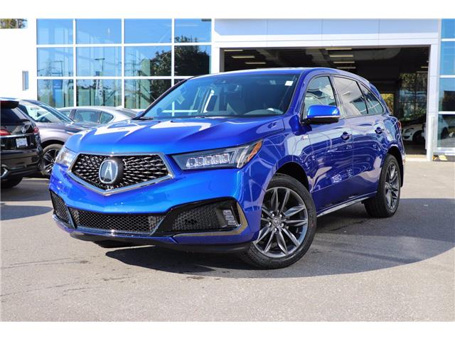 2020 Acura MDX A-Spec (Stk: 19141) in Ottawa - Image 1 of 30