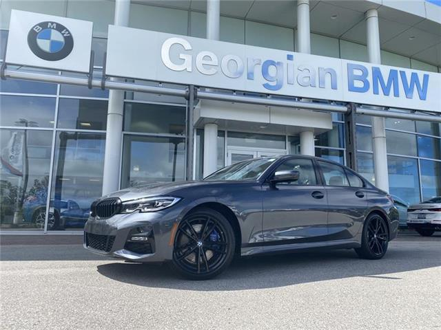 2020 BMW 330i xDrive (Stk: B20137) in Barrie - Image 1 of 1