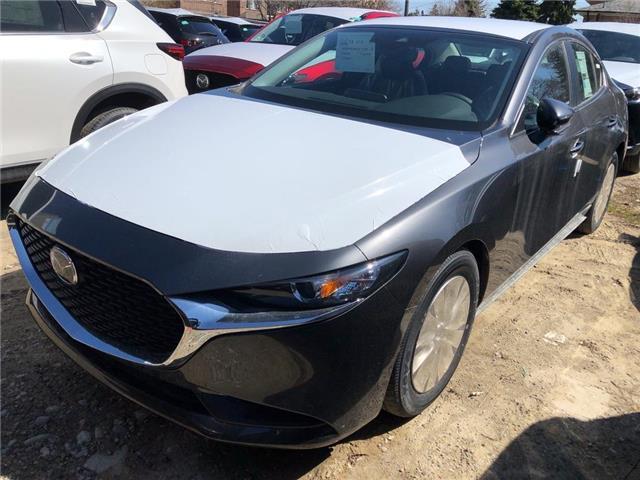 2020 Mazda Mazda3 GS (Stk: 85619) in Toronto - Image 1 of 5