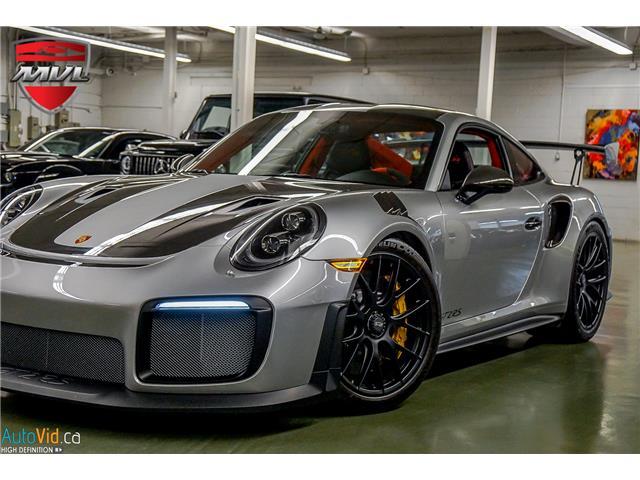 2018 Porsche 911 GT2 RS WP0AE2A97JS185295  in Oakville