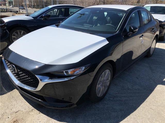 2020 Mazda Mazda3 GS (Stk: 85553) in Toronto - Image 1 of 5