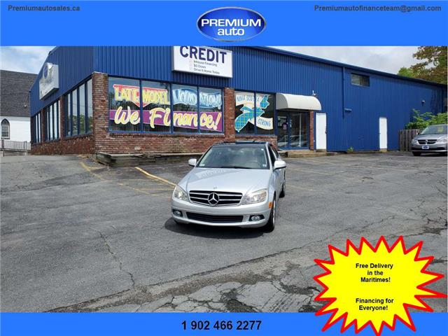 2008 Mercedes-Benz C-Class Base (Stk: 070779) in Dartmouth - Image 1 of 19
