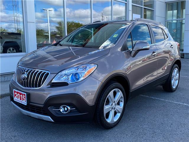 2015 Buick Encore Convenience (Stk: W4932A) in Cobourg - Image 1 of 22