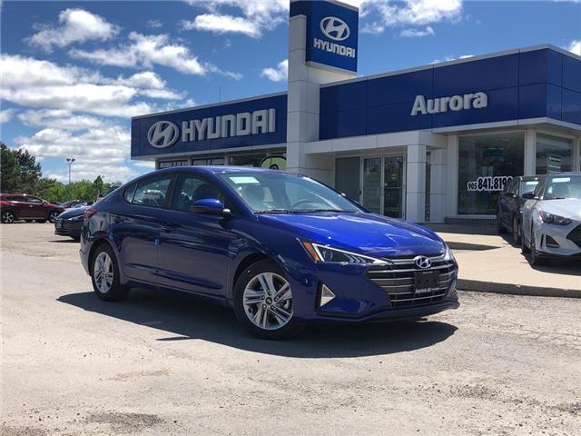 2020 Hyundai Elantra  (Stk: 22144) in Aurora - Image 1 of 15