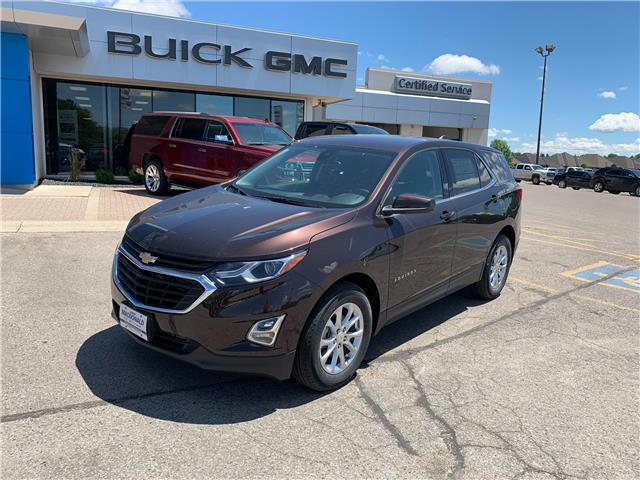2020 Chevrolet Equinox LT (Stk: 45609) in Strathroy - Image 1 of 5
