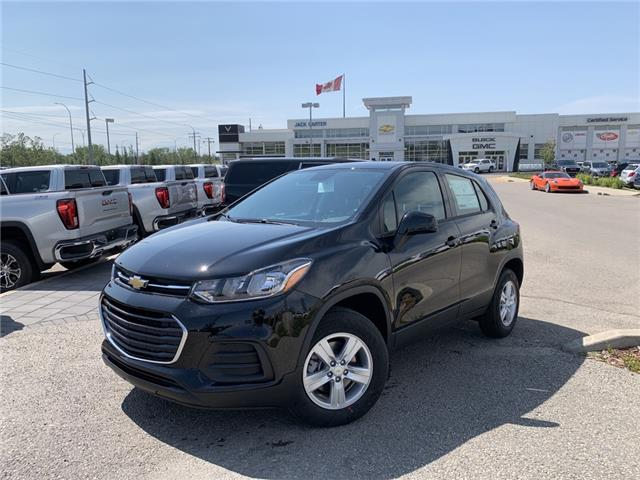 2020 Chevrolet Trax LS (Stk: LB337329) in Calgary - Image 1 of 21