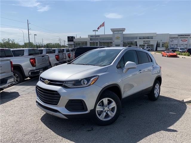 2020 Chevrolet Trax LT (Stk: LB337511) in Calgary - Image 1 of 20