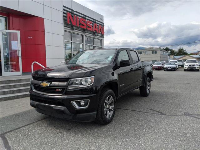 2020 Chevrolet Colorado Z71 (Stk: N20-0055P) in Chilliwack - Image 1 of 9