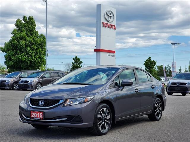 2015 Honda Civic EX (Stk: 20504A) in Bowmanville - Image 1 of 24