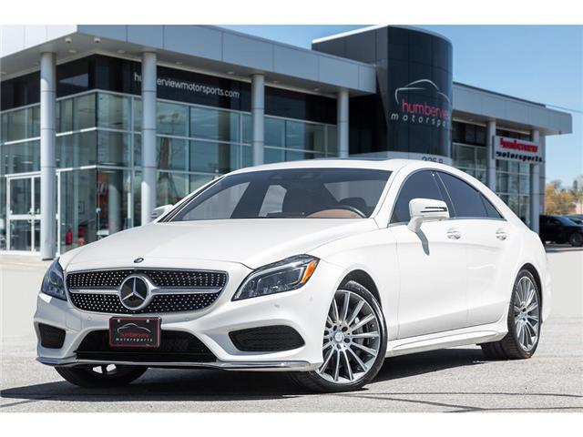 2016 Mercedes-Benz CLS-Class  (Stk: 20HMS517) in Mississauga - Image 1 of 24