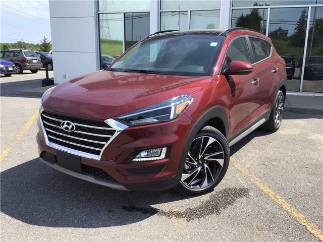 2020 Hyundai Tucson Ultimate (Stk: H12391) in Peterborough - Image 1 of 30