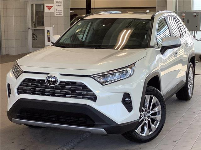 2020 Toyota RAV4 Limited (Stk: 22053) in Kingston - Image 1 of 30