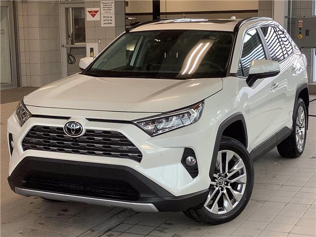 2019 Toyota RAV4 Limited (Stk: P19208) in Kingston - Image 1 of 30